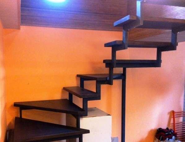 Изготволение металлических лестниц в Севастополе и Крыму