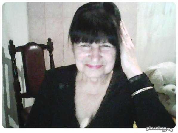 Анни, 67 лет, хочет пообщаться – буду рада общению и предложению.а выходи за меня