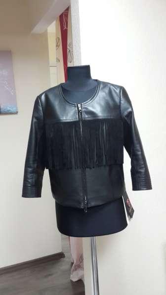 Эксклюзивные кожаные куртки и дубленки