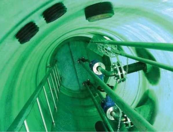 Лестницы-стремянки для колодцев сетей водоснабжения