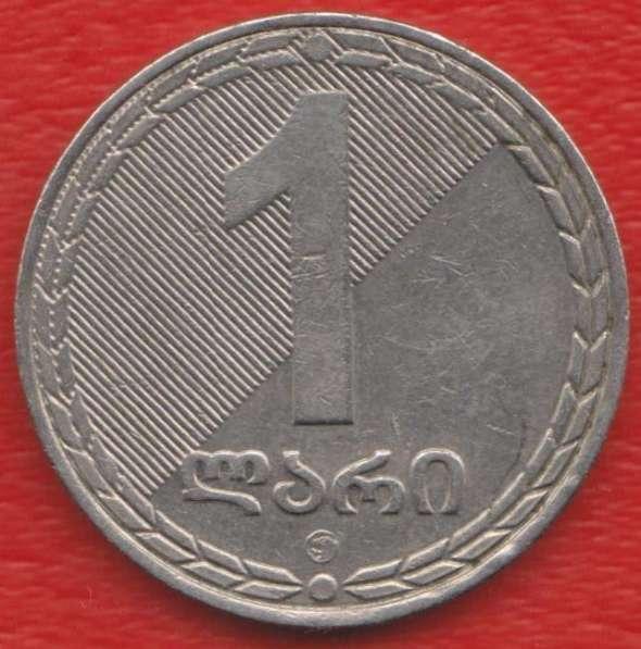 Грузия 1 лари 2006 г