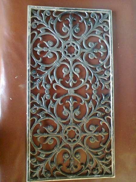 Декоративные элементы, ковка, художественное литье