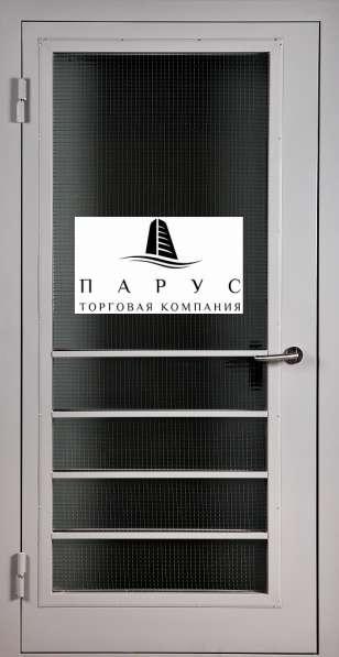 Технические двери оптом в Краснодаре от ТК Парус