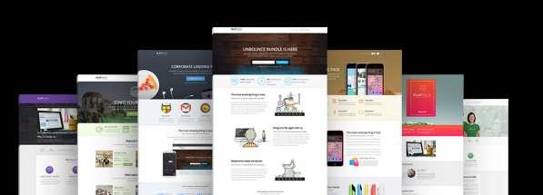 Создание Landing Page, визиток, сайтов. Быстро, недорого!