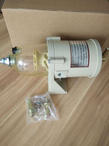 Топливный фильтр Сепаратор 500FG with heater (c подогревом)