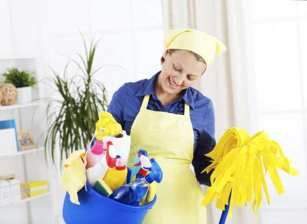 Уборка квартиры, дачи, коттеджа или офиса