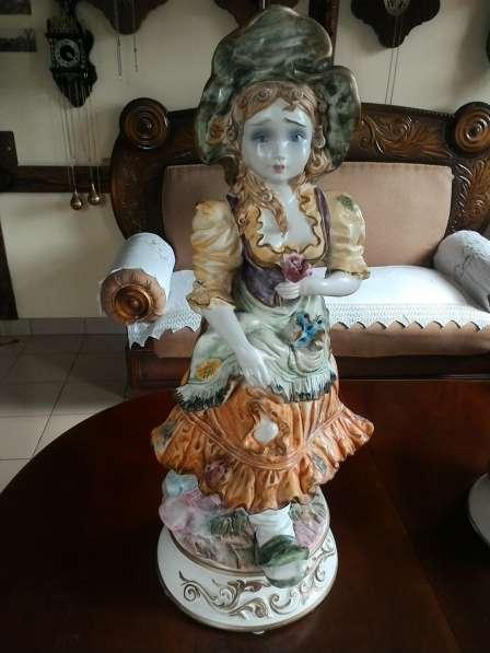 Парные фафроровые статуэтки Италия 68 см в Перми фото 11