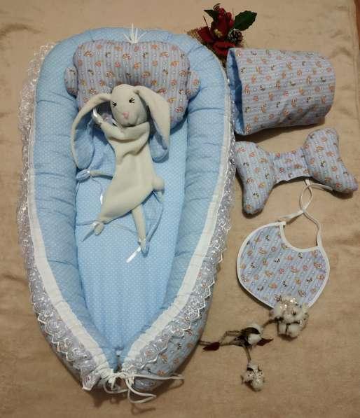 Кокон для новорожденного набор в Краснодаре фото 10