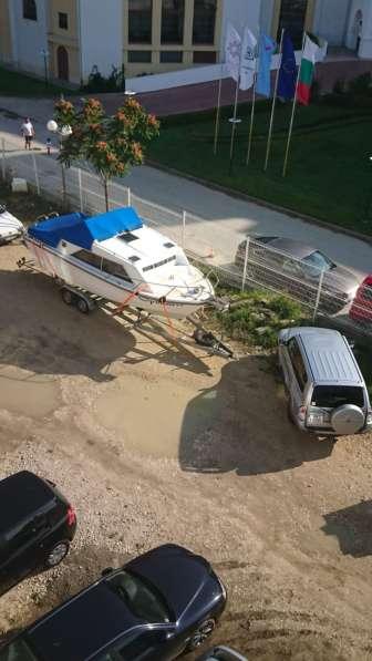 """Катер Fjord 24"""" Weekender с трейлером 3,5 t в Болгарии в фото 6"""