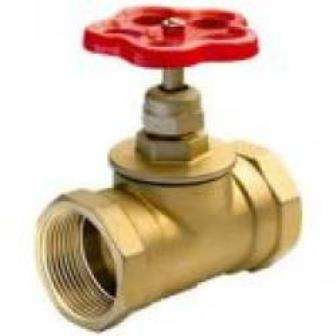 Клапан пожарный 15Б3Р муфта-муфта