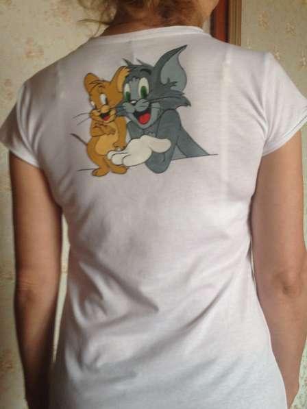 Авторские эксклюзивные футболки люкс формата