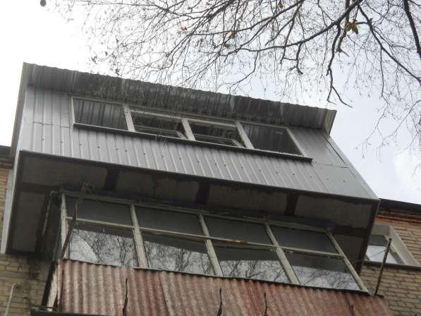 Ремонт балконов в харькове