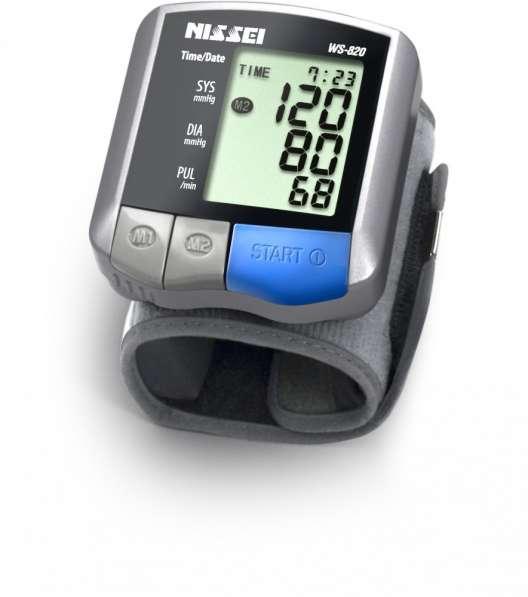 Тонометр для детей и взрослых NISSEI WS-820