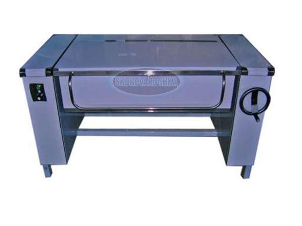 Сковорода промышленная электрическая ― СПЭ 0,5