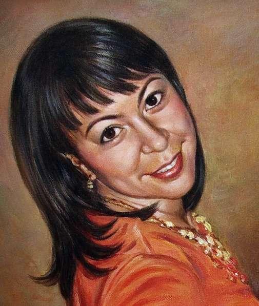 Портрет на заказ в Казани фото 4
