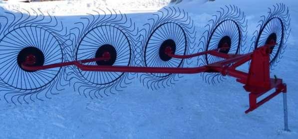 Грабли-ворошилки на вазовских ступицах (усиленные) в Кулебаках фото 4