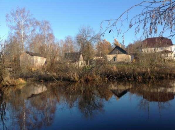 Продается жилой дом 51 кв.м в поселке Дровнино, Можайский район 147 км от МКАД по Минскому шоссе.