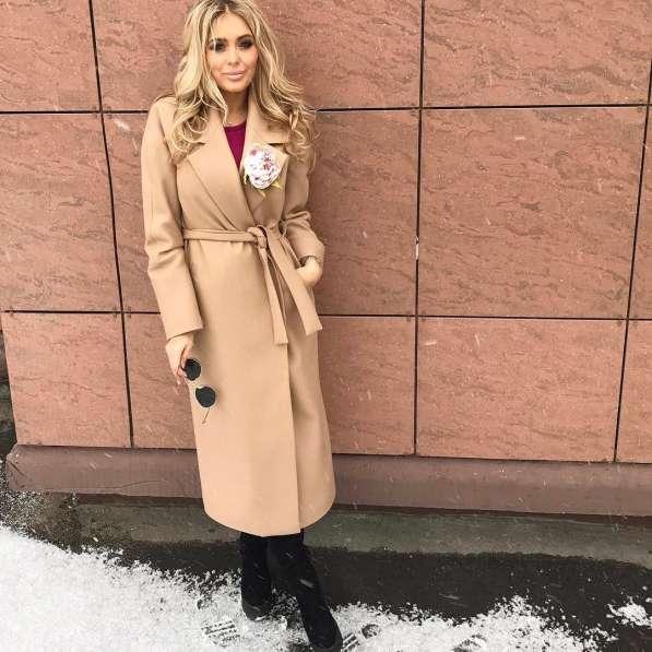 Изготовление стильных пальто, пончо из всех видов ткани в Новосибирске фото 14