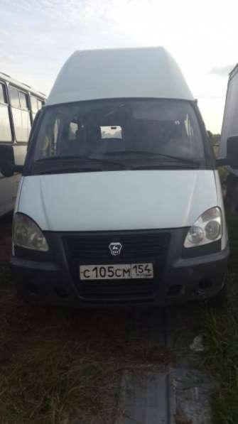 микроавтобус ГАЗ 2705