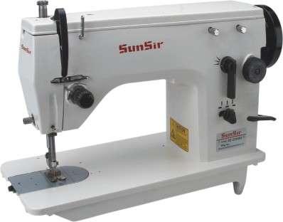 Промышленная одноигольная машина строчки зигзаг SunSir SS-Z