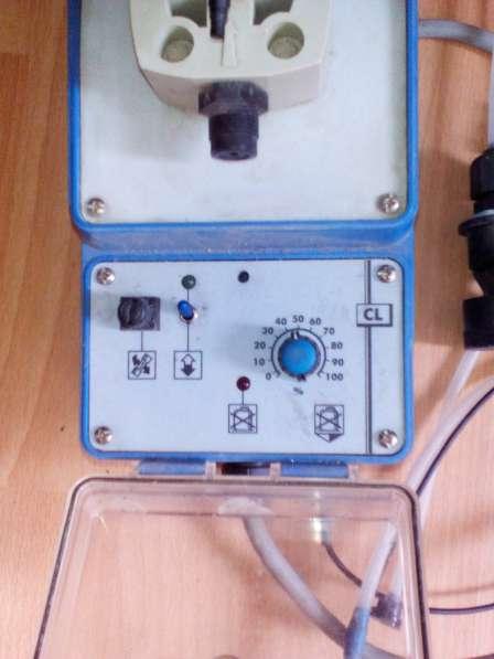 Дозирующий насос для реагентов в бассейне emec в Сергиевом Посаде