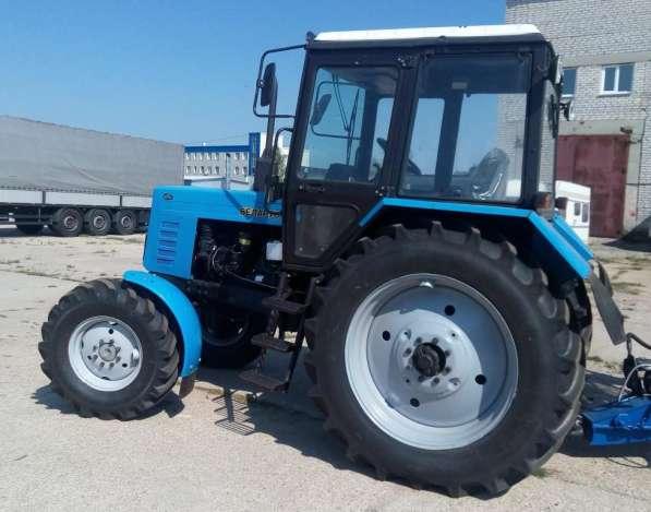 Трактор МТЗ Беларус 82.1 восстановленный - 890