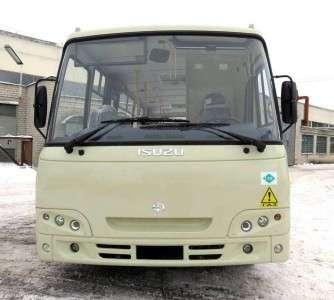 Автобусы Isuzu на сжатом газе (МЕТАН).