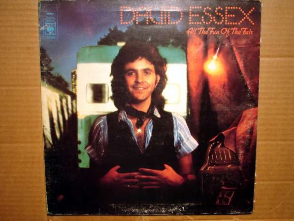 Пластинка David Essex - All The Fun Of The Fair