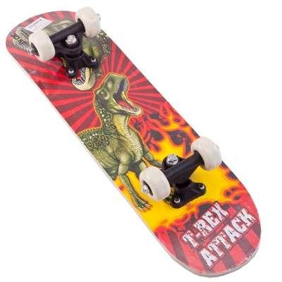 Скейтборд 61х15см P241-243
