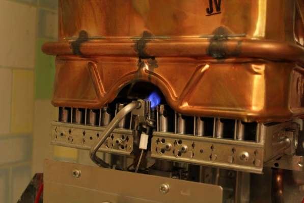 Запаять теплообменник газовой колонки в спб