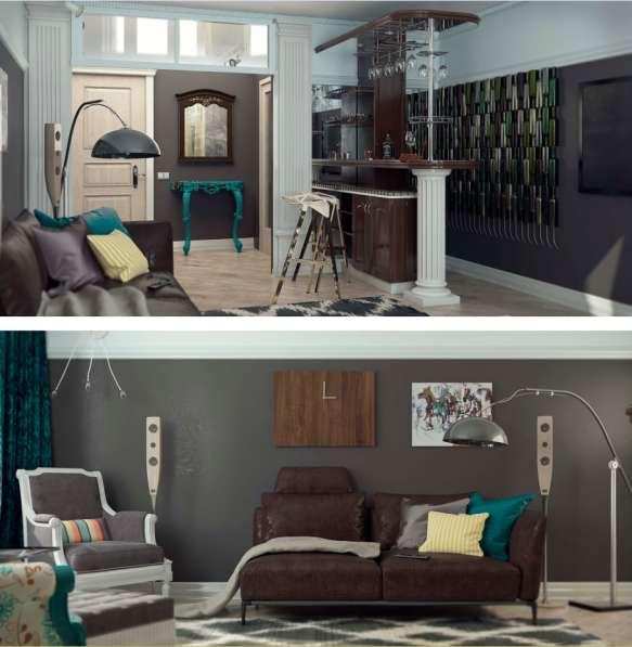 Дизайн квартиры/кафе/ресторана/офиса