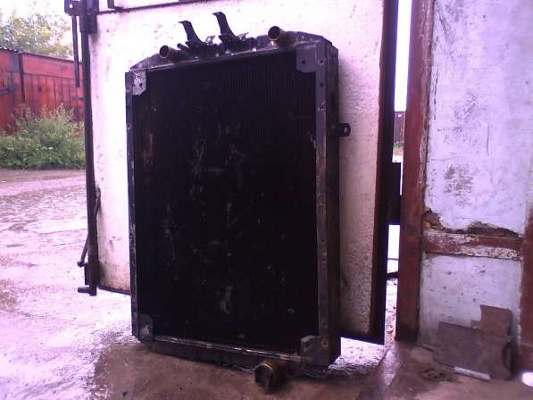 Ремонт медных радиаторов, трубок, бачков