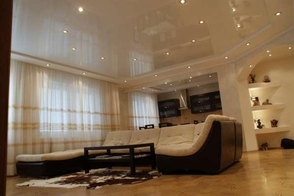 Натяжные потолки LuxeDesign производство и установка в Симферополе фото 12