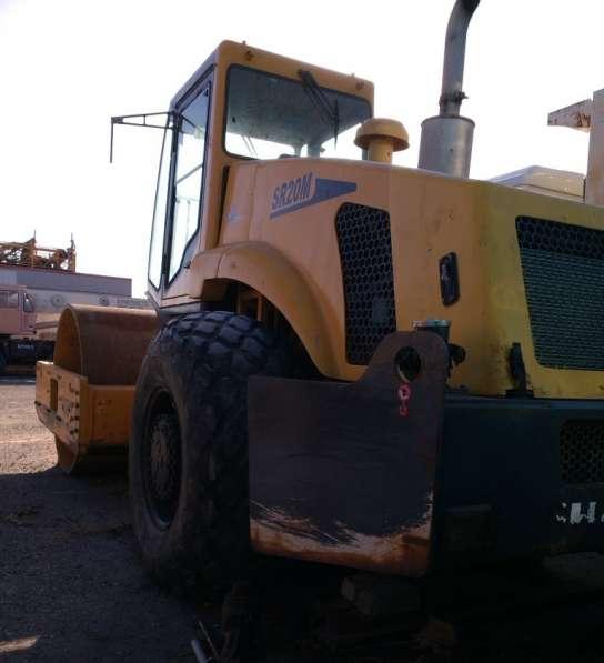 Продам каток ,Шантуй SR20M;2012 года