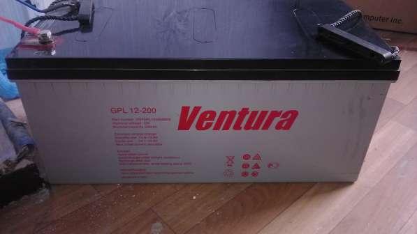 Аккумулятор Ventura 12-200 Амп/ч