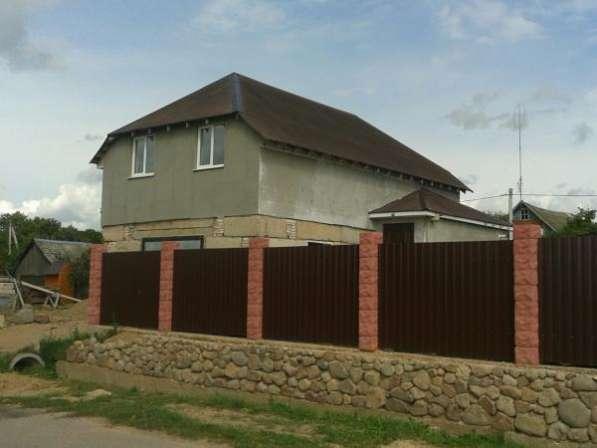 Лиозно, новый дом в 22 км от Рудни