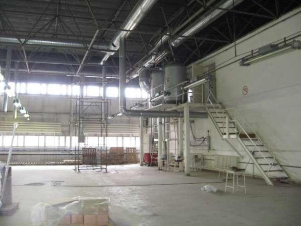 Продается производственно складской комплекс