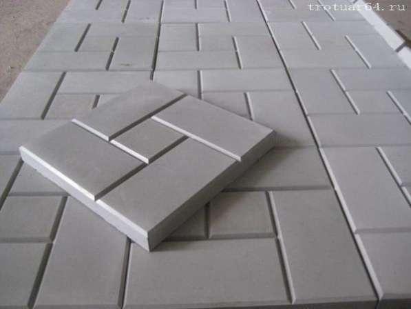 "Тротуарная плитка "" Калифорния размер 300х300х30"