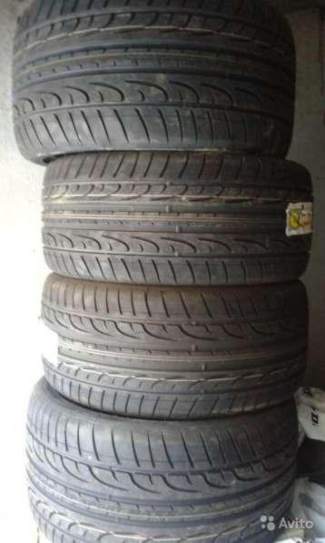 Новые Dunlop 225/45ZR17 Sport Maxx XL 94Y