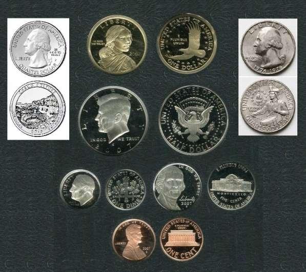 Куплю монеты США, Санкт-Петербург