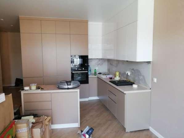 Кухонный гарнитур в Новосибирске фото 3