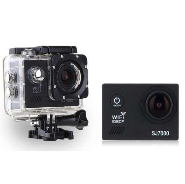 Экшн камера sj700