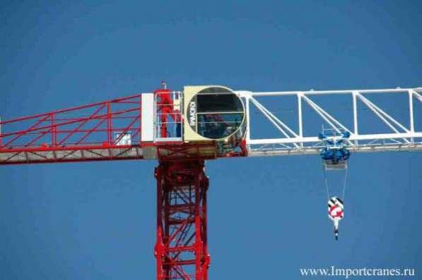 Raimondi MRT 111 башенный кран (Новый от дилера)