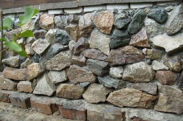 Бутовый камень оптом от производителя в Чите фото 3
