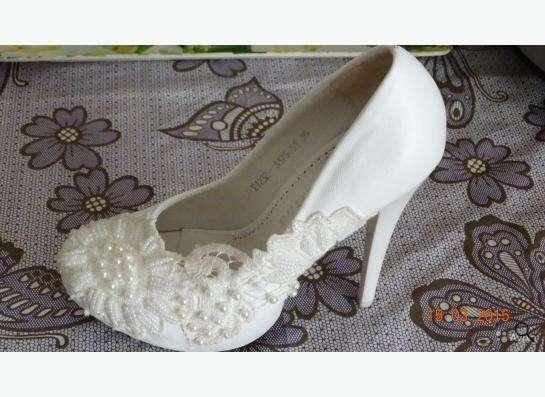Туфли белые в Смоленске фото 3