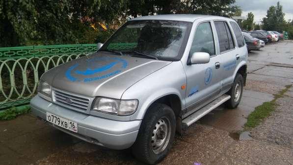 Продаю автомобиль КИЯ спортэйдж 1996г.в отлиное состояние !!