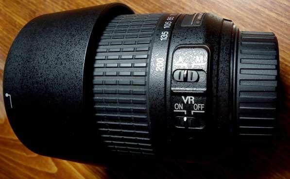 Продаю объектив Nikon DX AF-S Nikkor 55-200mm 14-5.6G ED VR в Самаре фото 8