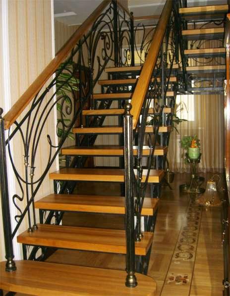 Кованые лестницы в Воронеже