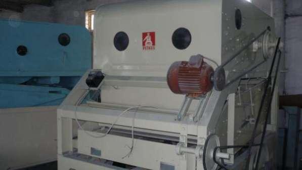 Немецкие зерноочистительные машины Петкус К 547 с триерным блоком К 236 А