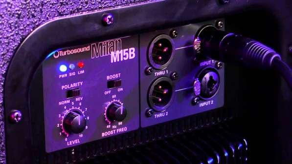 "Turbosound Milan M15B - компактный 15"" банд пасс сабвуфер"